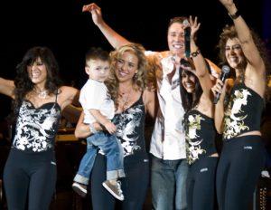 Sparx, Lorenzo Antonio, Carolinas son Santiago in concert