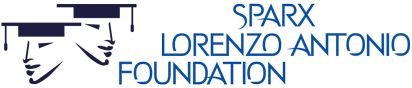 Fundación de Sparx y Lorenzo Antonio Mobile Retina Logo