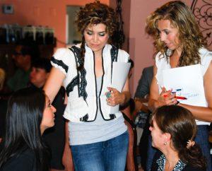 Estudiante Annahi Muñoz, Veronica, Carolina